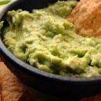 Guacamole (Chipolte CopyCat version) from @KatrinasKitchen