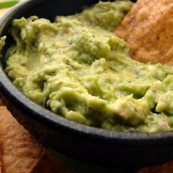 Guacamole (Chipolte CopyCat version) from @KatrinasKitchen