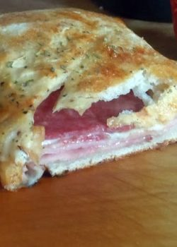 Foodie Friends Friday: Meighan's Stromboli