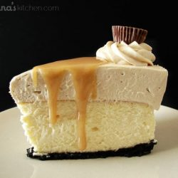 Peanut Butter Truffle Mousse Cheesecake Recipe