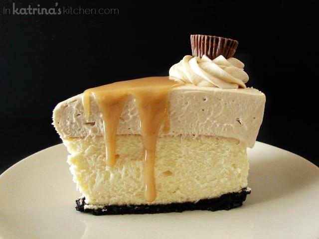 Peanut Butter Truffle Mousse Cheesecake Recipe
