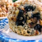 Blueberry Energy Muffins Recipe