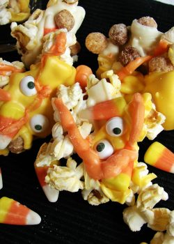 Monster Mash Popcorn Mix