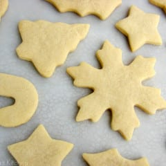Basic Sugar Cookie Dough from @katrinaskitchen