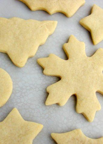 Basic Sugar Cookie Dough from @katrinaskitchen