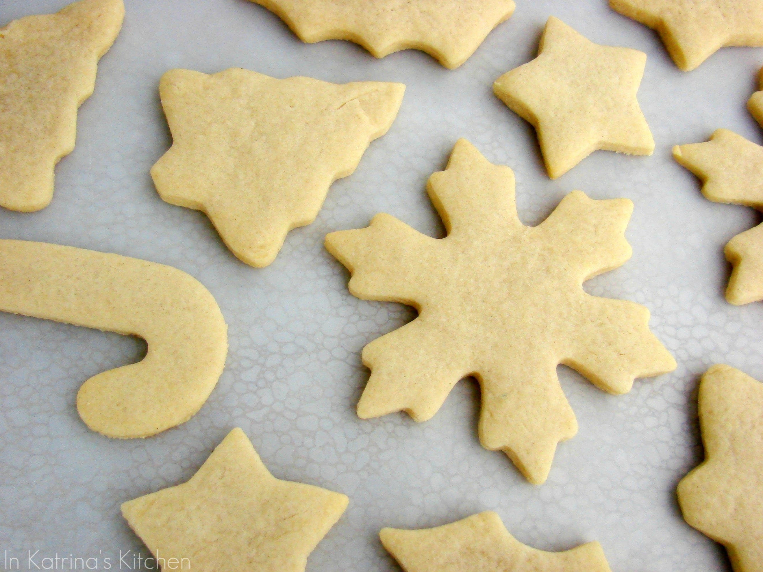 3 Sizes Instagram Christmas Fondant Biscuit Christmas Angel Cookie Cutter