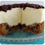 Number 1 Chocolate Chip Cookie Cheesecake 2011