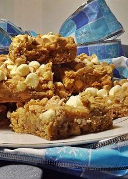 Peanut Butter Bliss Bars