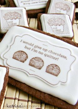 Hand Stamped Cookies and Sprinkle Bakes Giveaway {closed}