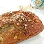 Nutella Oatmeal Bread 2e