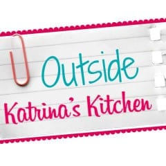 Outside @KatrinasKitchen