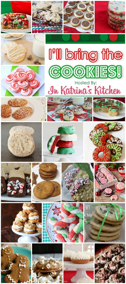 Some of the BEST holiday cookie recipes! Don't miss this roundup!