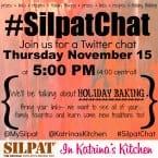 Silpat Chat @katrinaskitchen