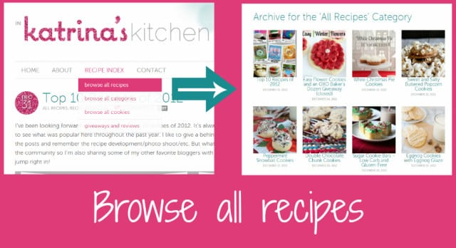 IKK Browse all recipes