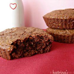4 Ingredient Nutella Oat Breakfast Cookies #Recipe | www.inkatrinaskitchen.com