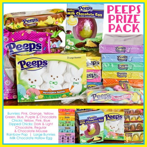 PEEPS Prize Pack Giveaway | In Katrina's Kitchen