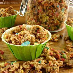 Rainbow Granola Recipe | www.inkatrinaskitchen.com