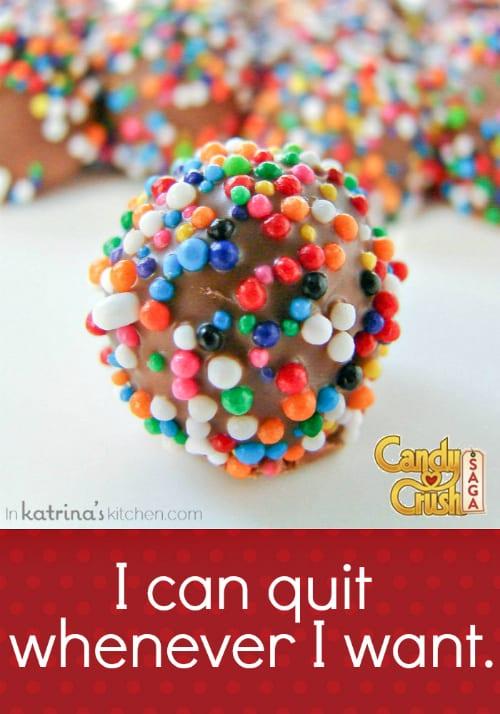 Candy Crush Color Bomb Candies | www.inkatrinaskitchen.com