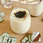 Banana Stand Smoothie inspired by Arrested Development | #Recipe at www.inkatrinaskitchen.com