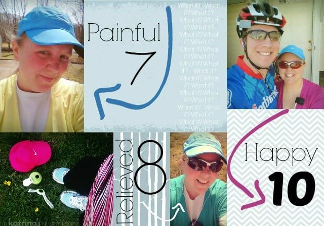 First Half Marathon Training | In Katrina's Kitchen