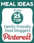 Top 25 Family Friendly Food Bloggers