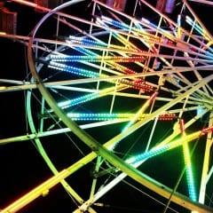 In Katrinas Kitchen Ferris Wheel