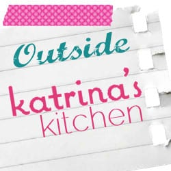 Outside Katrinas Kitchen