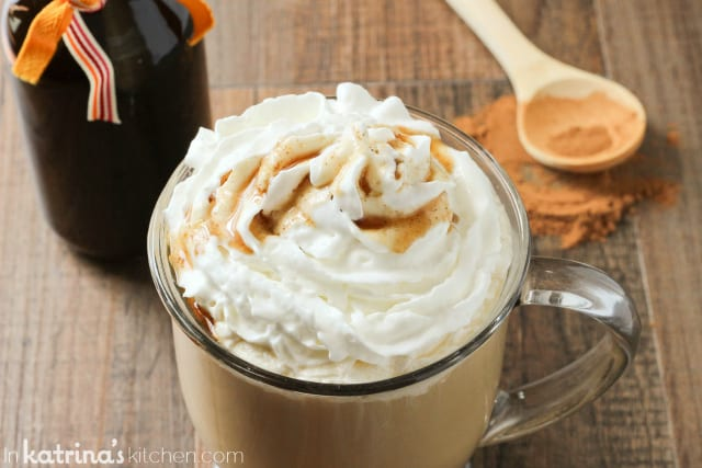 make your own Homemade Pumpkin Spice Coffee Syrup! It only takes pennies to make and you will have delicious coffee all season. I'll be making this again and again!