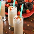 Pumpkin Butterscotch Cake Shake | www.inkatrinaskitchen.com