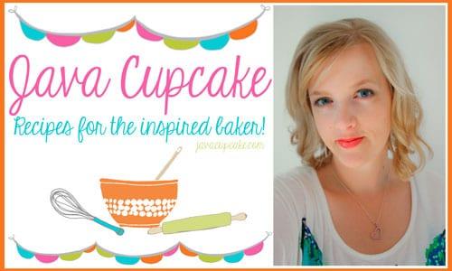 Java Cupcake