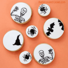 How To Make Halloween Cookie