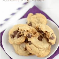 Dairy-Free Chocolate Chip Cookie Recipe