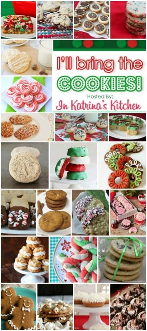 #BringtheCOOKIES 2012 A new cookie recipe every day in December leading up to Christmas