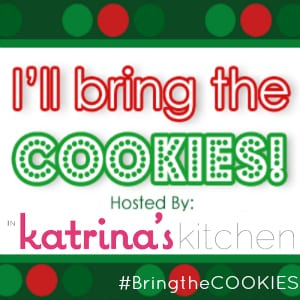 A new cookie recipe every day in December- a virtual blogger cookie swap!