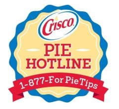 Crisco Pie Hotline