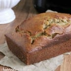 Single Serving Blender Banana Bread