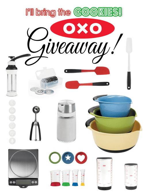 OXO Giveaway #BringtheCOOKIES