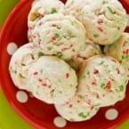 Snowball Swirl Cookies #BringtheCOOKIES