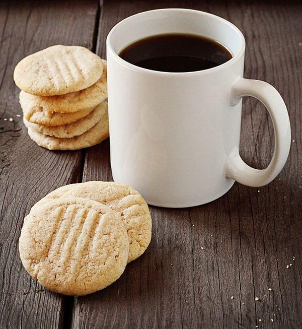 Cinnamon Butter Cookie Recipe #BringtheCOOKIES