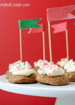 Gingerbread Drop Cookies Recipe #BringtheCOOKIES