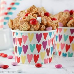 Cinnamon Cereal Toffee Crunch Recipe - One bite is NOT enough! You will be coming back for more!!