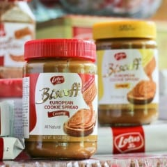 Writing the Biscoff Cookbook by Katrina Bahl