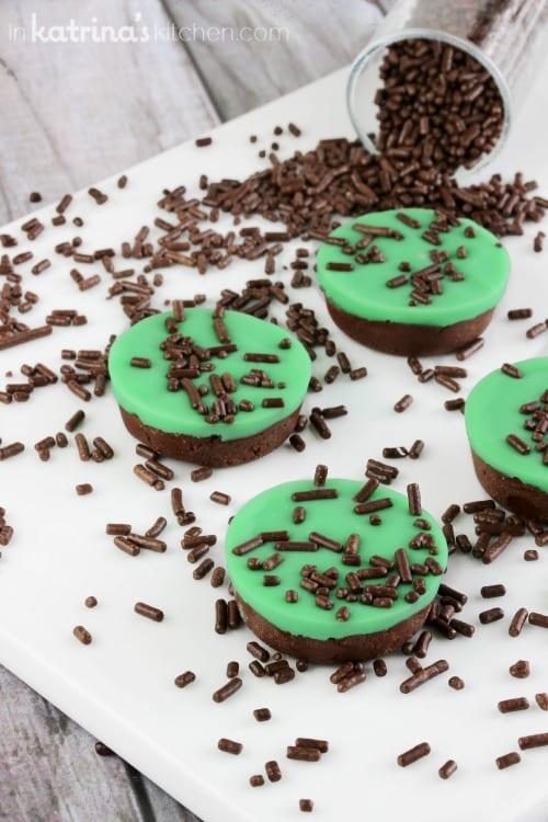 Mint Iced Chocolate Fudge Recipe- everyone loves this recipe!