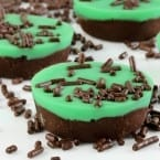 Mint Iced Chocolate Fudge thumbnail
