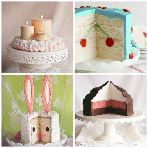 Surprise Inside Cakes Book by Amanda Rettke #surpriseinsidecakes