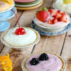 Breakfast Cream Pie Recipe