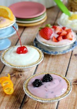 Breakfast Cream Pie Recipe