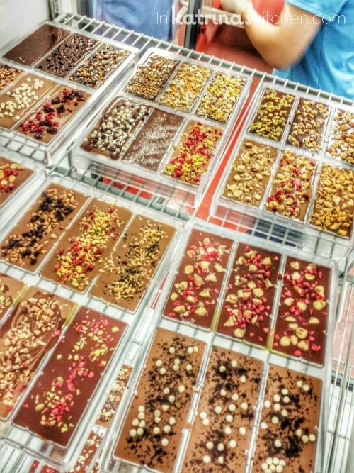 The Hershey Experience: Artisan Chocolate Bars