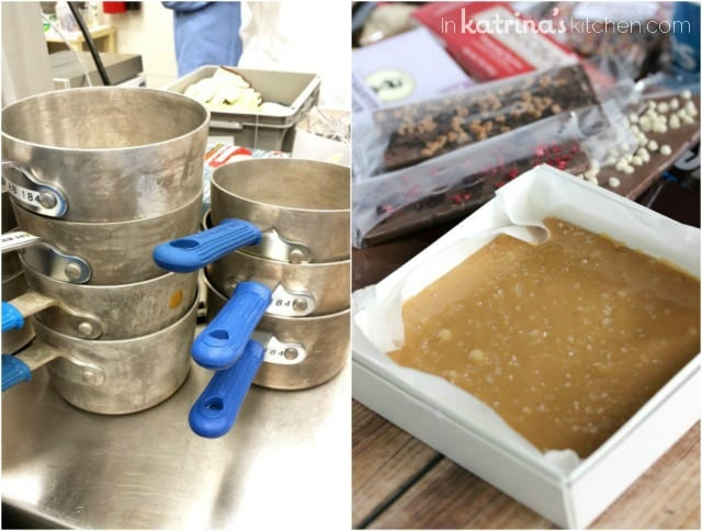 The Hershey Experience: Making Salted Caramel