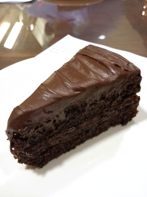 The Hershey Experience: Testing a Hershey Gluten-Free Cake